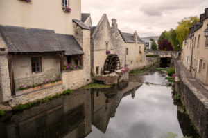 Normandy, Bayeux, Old Town