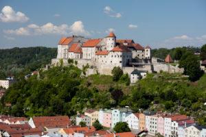 Burghausen Castle longest castle in the world