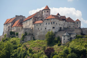 Burghausen Castle, longest castle in the world