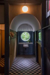 In der Villa La Maison Blanche, La Chaux-de-Fonds, Jura, Kanton Neuenburg / Neuchâtel, Westschweiz, Schweiz