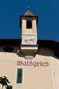 Italien, Suedtirol, Bozen, St. Justina Ansitz Waldgries Christian Platter