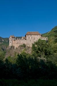 Italien, Suedtirol, Bozen, Schloss Runkelstein
