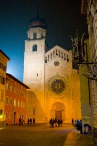 Italien, Trentino-Südtirol, Trentino, Trento / Trient, Zentrum, Altstadt, Dom Duomo
