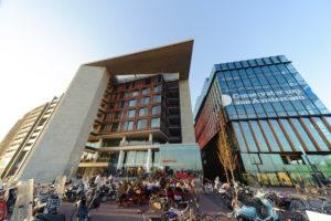 Openbare Bibliotheek Amsterdam, modern library, Amsterdam, Holland, Netherlands