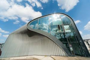 Centre of architecture, Amsterdam, Holland, Niederlande