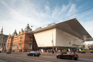 Stedelijk Museum in Amsterdam, Amsterdam, Holland, Netherlands
