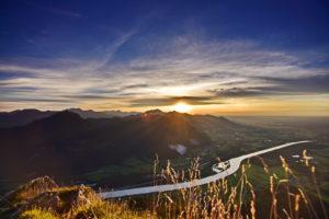 Sundown Kranzhorn