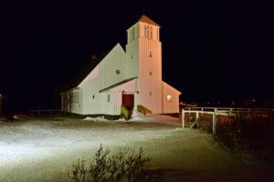 Church in Slåtten