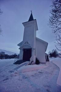 Church of Kvalsund