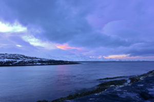 Coast at Lillefjord