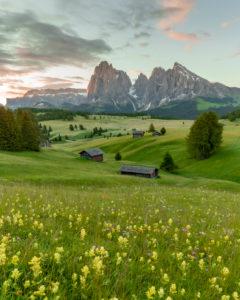 Seiser Alm, South Tyrol, Italy