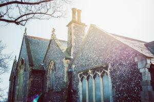 Kirche, Brighton, England