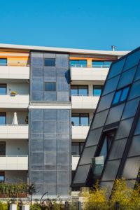 Deutschland, Solarenergie, Solardach / Fassade, Photovoltaik, Wohnhaus