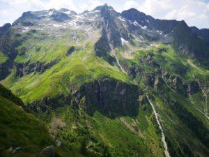 Gollinghütte in the Schladminger Tauern in Styria
