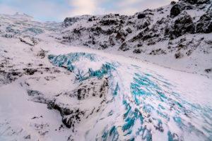 DCIM\100GOPRO Glacial landscapes, Svinafellsjokull, Vatnajokull Ice Cap, Vatnajokull National Park, Iceland