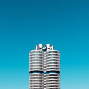 BMW Welt, München, Bayern, Deutschland