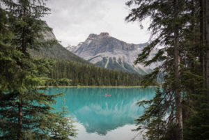Lake Emerald, Yoho National Park, Kanada