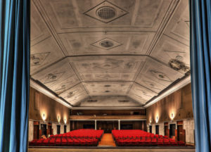 alter Theatersaal