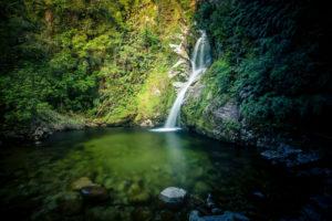 Neuseeland, Südinsel, Dorothy Falls,