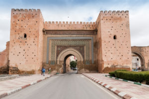 City gate Meknes