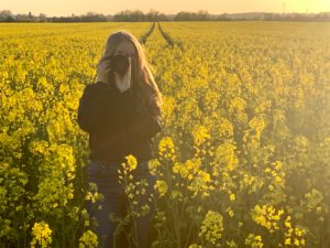 Girl, rape field