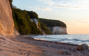 Germany, Mecklenburg-Western Pomerania, Sassnitz, chalk cliffs, Wissower Klinken, Jasmund National Park, Unesco World Heritage Site, Baltic Sea