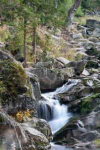 Germany, Saxony-Anhalt, Ilsenburg, Obere Ilsefälle, Harz National Park, Ilsetal