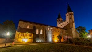 Germany, Saxony-Anhalt, Drübeck, Drübeck monastery, nunnery, Benedictine abbey,