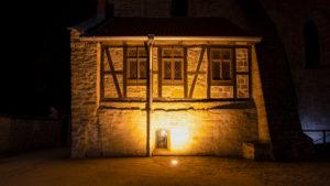 Germany, Saxony-Anhalt, Drübeck, Drübeck monastery, outbuilding, nunnery, Benedictine abbey,