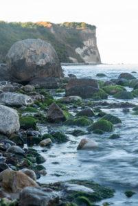 Germany, Mecklenburg-Western Pomerania, Ruegen island, Cape Arkona, steep coast, chalk cliffs
