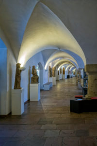 Museum for Franconia in the fortress Marienberg in Würzburg