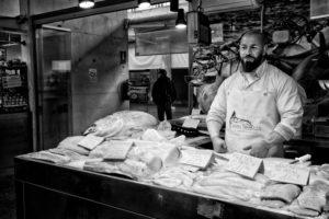 Cádiz, fish market