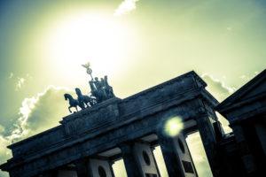 Brandenburger Tor, Berlin, Deutschland, Europa