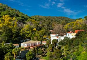 Caldas de Monchique Spa, Algarve, Portugal