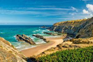Zambujeira do Mar, The Alentejo, Portugal