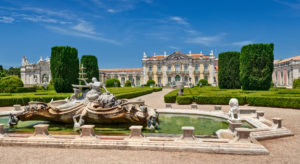 Palácio de Queluz, Lisbon, Portugal