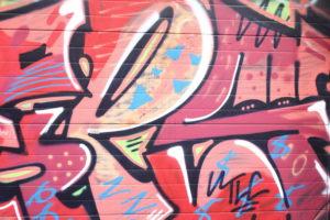 Graffiti und Straßenkunst in Barcelona