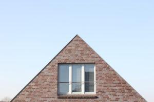 Dreieckiges Haus