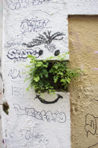 Detail shots from the streets of Lisbon,