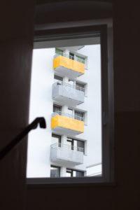 Balkone in Innsbruck,