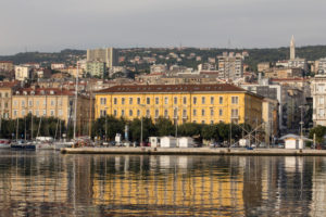 Impressions from Rijeka, the European Capital of Culture 2020, Croatia.