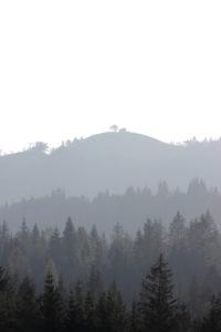 Germany, Bavaria, Mittenwald, view of Kranzberg