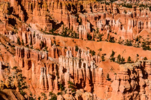USA, Utah, Garfield County, Bryce Canyon National Park, Sunset Point, Amphitheater