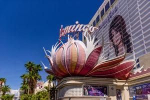 USA, Nevada, Clark County, Las Vegas, Las Vegas Boulevard, The Strip, Flamingo Hotel