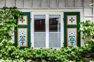 Fenster in Mittenwald