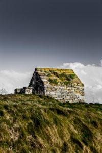 Breton stone house