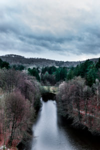 Wiembecke-Teich an den Externsteinen