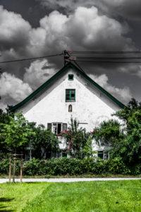 Typisch Bayrisches Bauernhaus