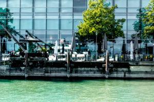 Harbour in Friedrichshafen