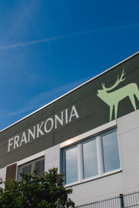 Frankonia Jagd headquarters in Rottendorf near Würzburg